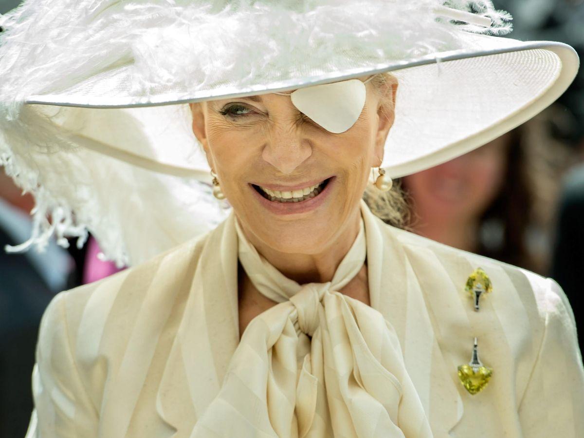 Foto: La princesa Michael de Kent, en una imagen de archivo. (EFE)