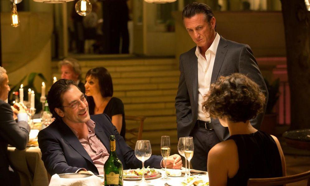 Foto: Los actores en un fotograma del filme