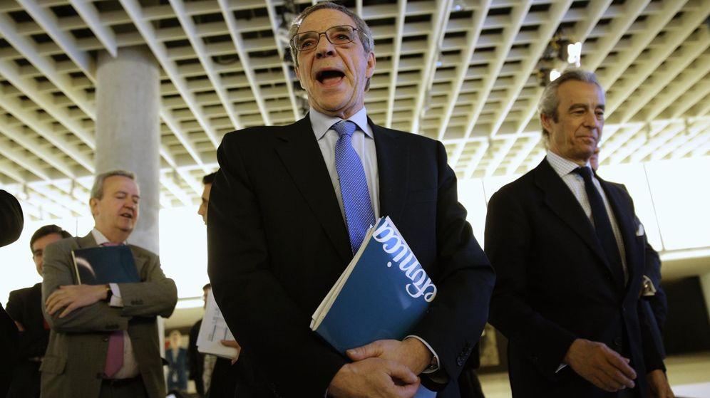 Foto: El presidente de Telefónica César Alierta (Fotografía: Reuters).