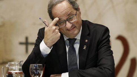 Torra convoca para el 5 de diciembre la mesa de diálogo de partidos catalanes