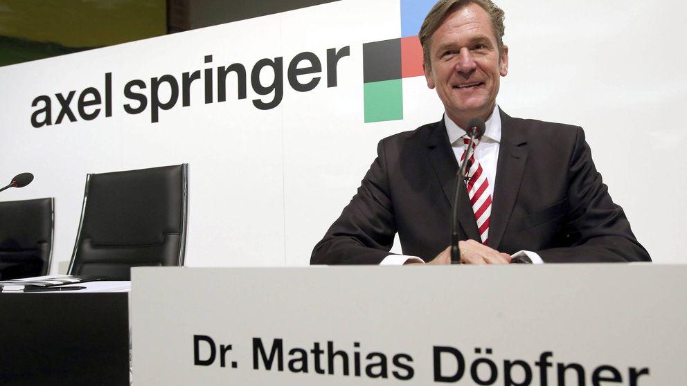 Axel Springer paga un 77% más por Business Insider que Bezos por The Washington Post