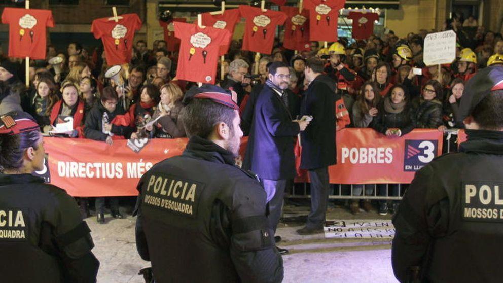 Arde TV3: piden 7 años por filtrar datos y la plantilla amenaza con huelga