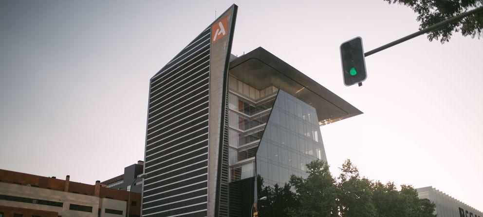 Foto: Edificio Arnaiz Consultores (Foto: Pablo López Learte)