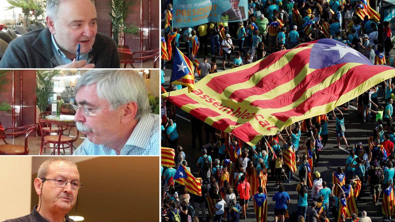 Hablan los autores del informe que dice que los secesionistas son rebeldes privilegiados