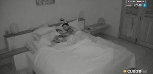 Post de Fani, desatada, duerme con Rubén en 'La isla...':