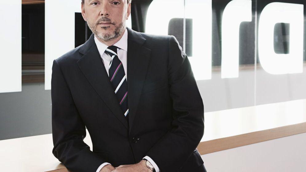 Foto: Javier Monzón, nuevo vicepresidente de Prisa (EFE)