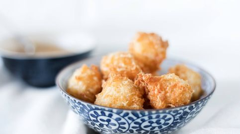 Vídeo-receta de aperitivo: bolitas fritas a los dos quesos