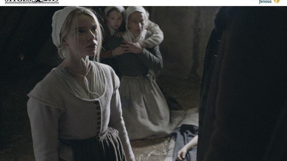 Foto: Fotograma de 'La bruja', la película que ha inaugurado el Festival de Sitges