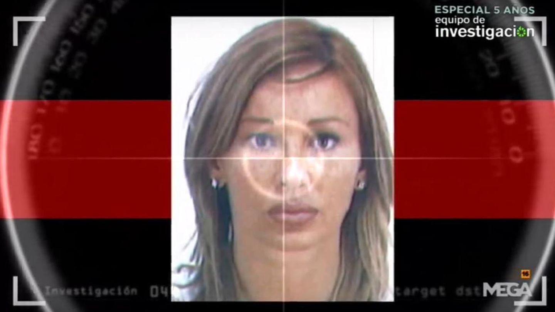 Ana María Cameno, la 'reina de la coca'. Imagen: Antena 3.