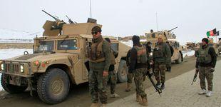 Post de El avión siniestrado en la zona talibán de Afganistán podría ser del ejército de EEUU