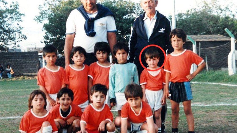 Grandoli, donde empezó el sueño de Messi