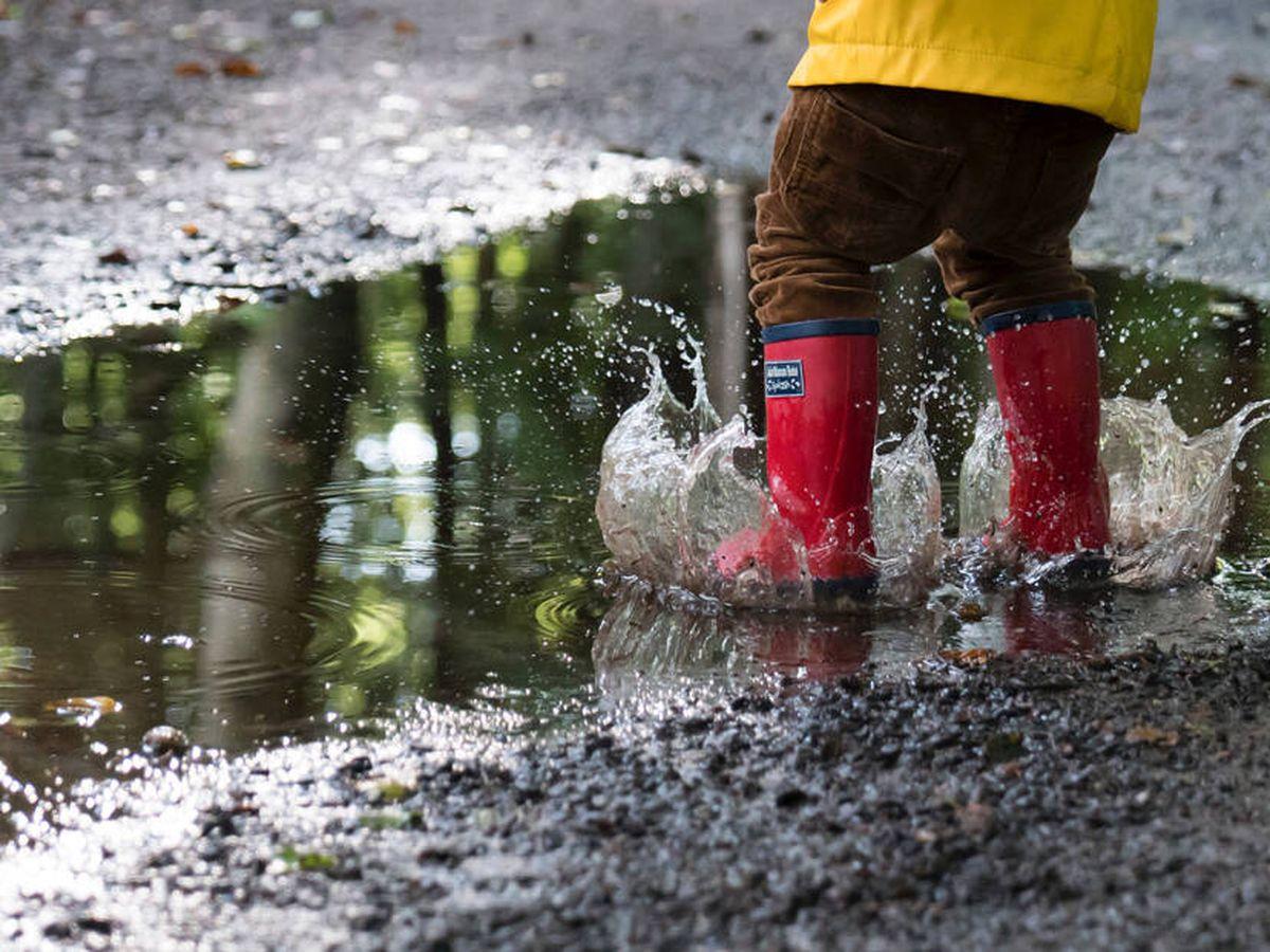 Foto: Las mejores botas de agua para la lluvia (Rupert Britton para Unsplash)