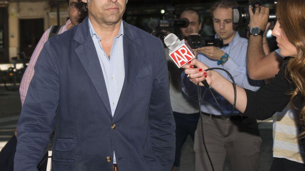 Foto: José María Ruiz-Mateos, en una imagen de mayo de 2017. (EFE)