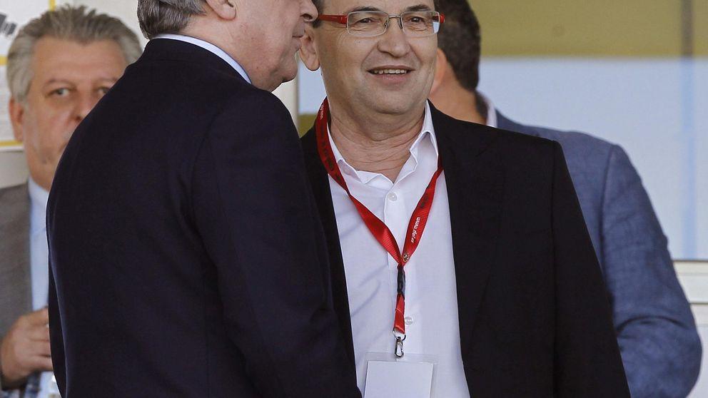 Florentino Pérez versus José Castro: historia de una enemistad