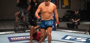 Post de Juan Espino, la estrella emergente de la UFC que sufrió 'bullying' de niño