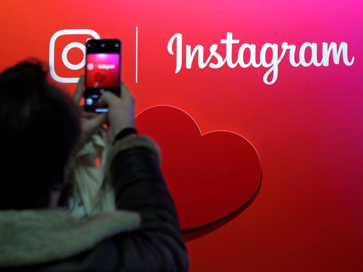Foto: Alrededor del 47 por ciento de los usuarios de Instagram no son capaces de utilizar la aplicación. (Reuters)