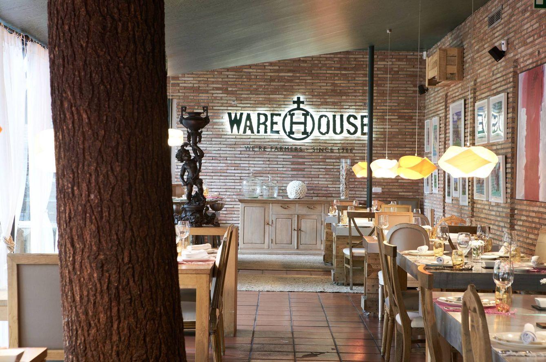 Foto: Así es el restaurante Warehouse, todo aquí tiene un sentido (ecológico)