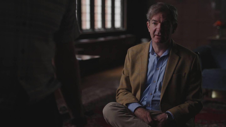 El analista de seguridad nacional de la CNN Peter Bergen. (National Geographic)