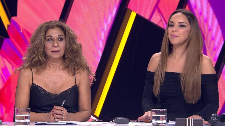 Lolita y Chenoa, en 'Tu car me suena'. (Antena 3)