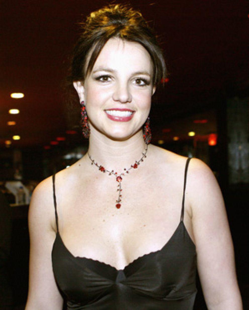 Foto: ¿Quién es el misterioso novio de Britney Spears?