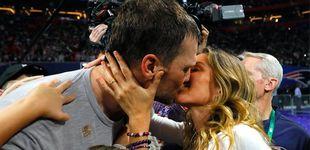 Post de Tom Brady y Gisele Bündchen, la pareja ¿idílica? de la Super Bowl