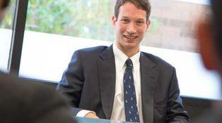 Cómo dirigir un 'hedge fund' de 115 millones con 24 años (y jugar al tenis)