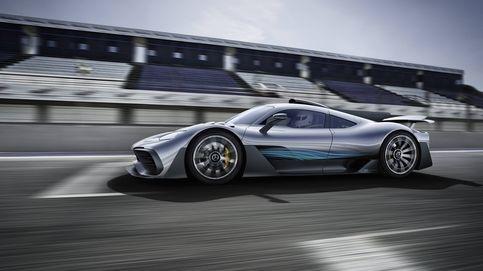 Mercedes Projecto One, el F1 con carrocería