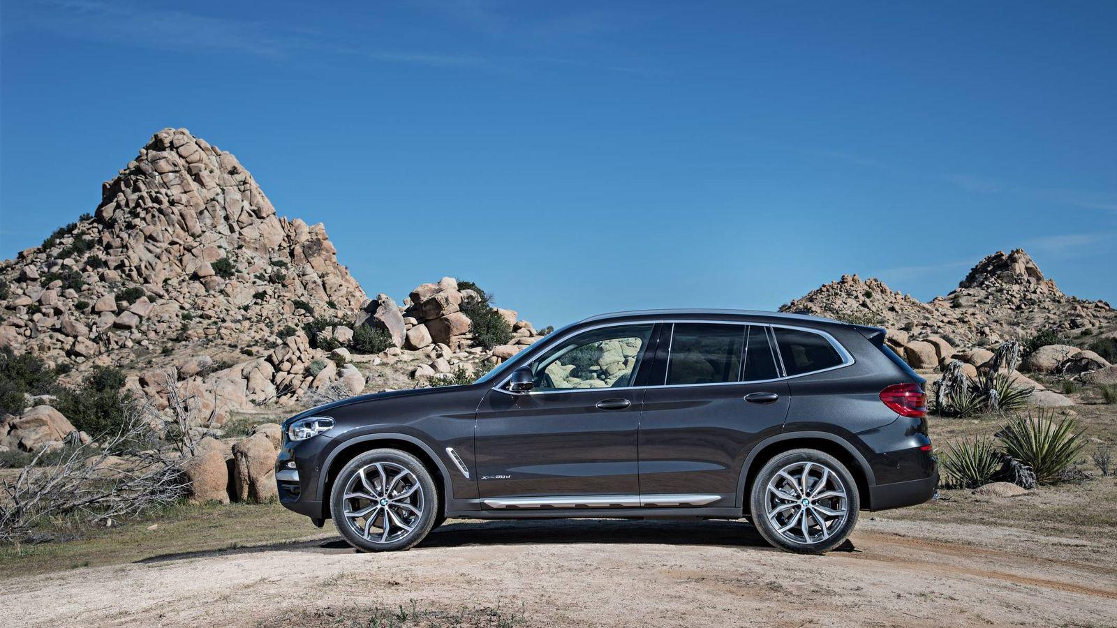 Foto: Ya se comercializa en España el nuevo X3, el todocamino compacto de BMW.