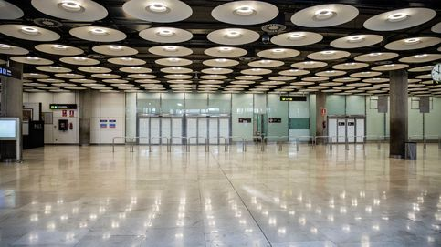 Las restricciones de viajes a España presionan el 'rating' de Aena