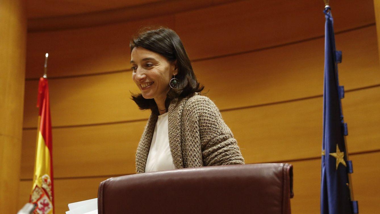 Foto: La presidenta del Senado, Pilar Llop. (EFE)