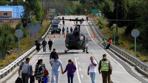 Un terremoto de 6,6 grados Richter sacude nueve regiones de Chile
