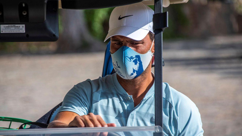 Rafa Nadal renuncia a participar en el US Open a finales de mes por temor al covid