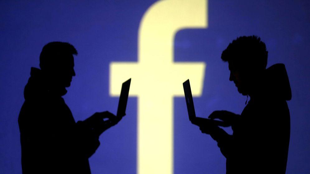Foto: Los ciberdelincuentes están usando Facebook para robar datos bancarios de los usuarios. (Reuters)