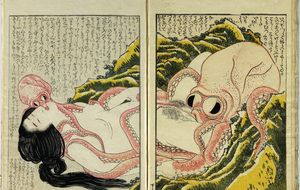 El British Museum celebra el arte erótico japonés