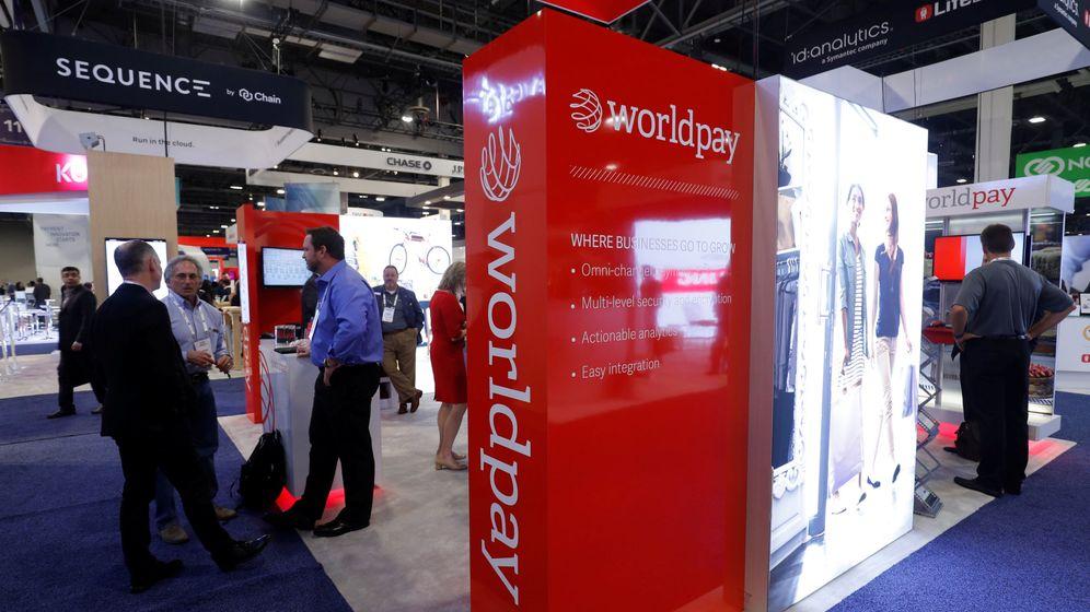 Foto: Stand de Worldplay en una conferencia celebrada en Las Vegas, en octubre 2017