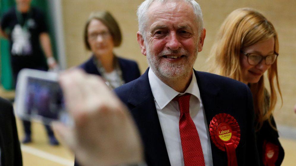 Foto: El líder del Partido Laborista británico, Jeremy Corbyn. (EFE)