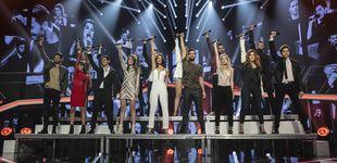 Post de 'OT 2017': Universal confía ciegamente en los concursantes y todos sacarán single