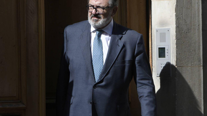 García Revenga, en Ginebra. (Gtres)