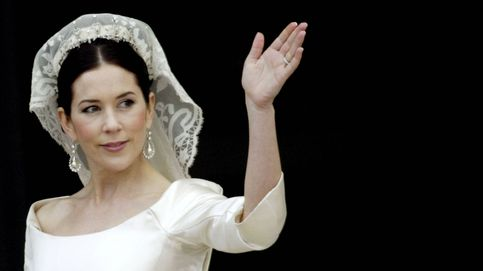 La responsable de que Mary de Dinamarca llevara el vestido de novia royal más feo
