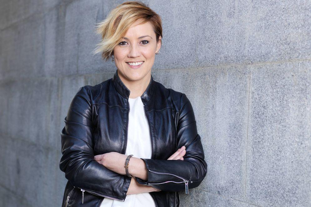 Foto: La presentadora Cristina Pardo. (Roberto Garver)