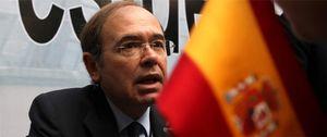 Foto: García Escudero cobraba 4.205 euros al mes de sobresueldo por transferencia y en 14 pagas