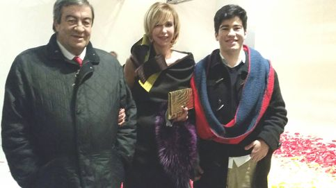 María Porto, Preysler y los Foster, unidos por amor al arte (peruano)