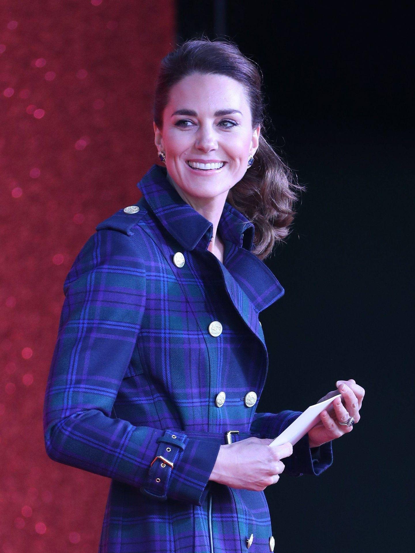 Kate Middleton, en el estreno de 'Cruella'. (Cordon Press)