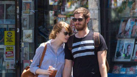 Emma Stone y Andrew Garfield de nuevo 'juntos' en Londres