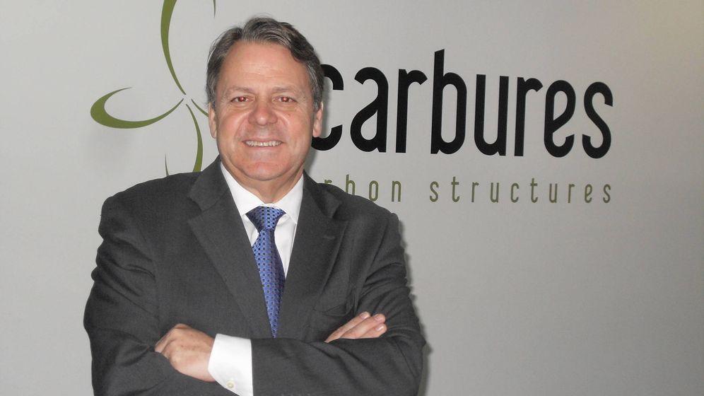 Foto: José María Tarragó, exconsejero delegado de Carbures. (Foto: Carbures)