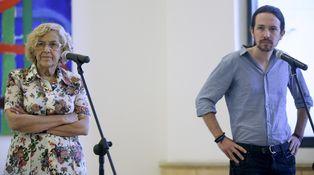 Las empanadillas de Carmena y la crisis de Podemos