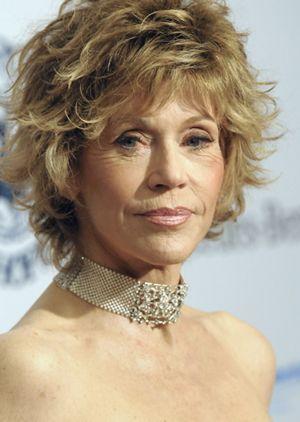 La actriz Jane Fonda se recupera de un cáncer de mama