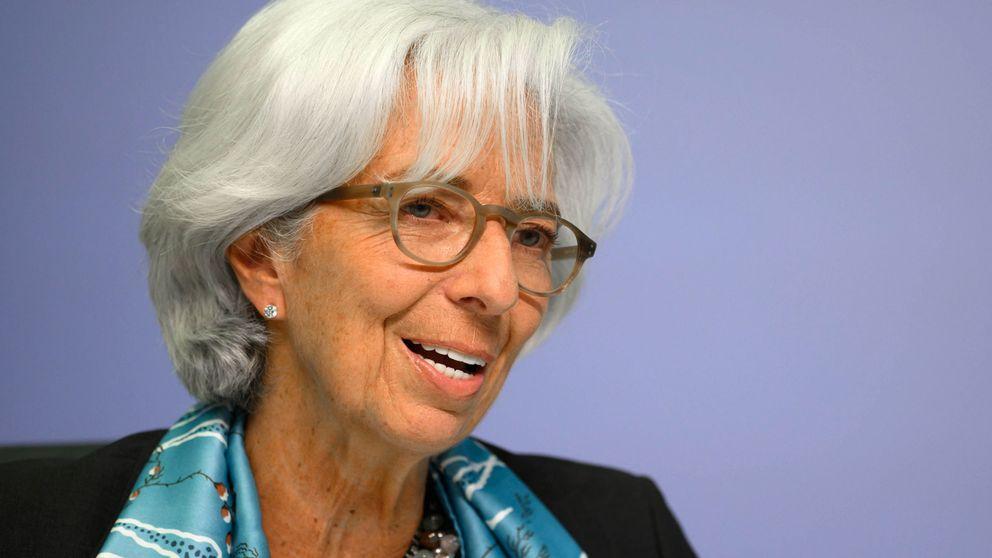 El BCE reduce a mínimos sus compras de emergencia por el covid-19