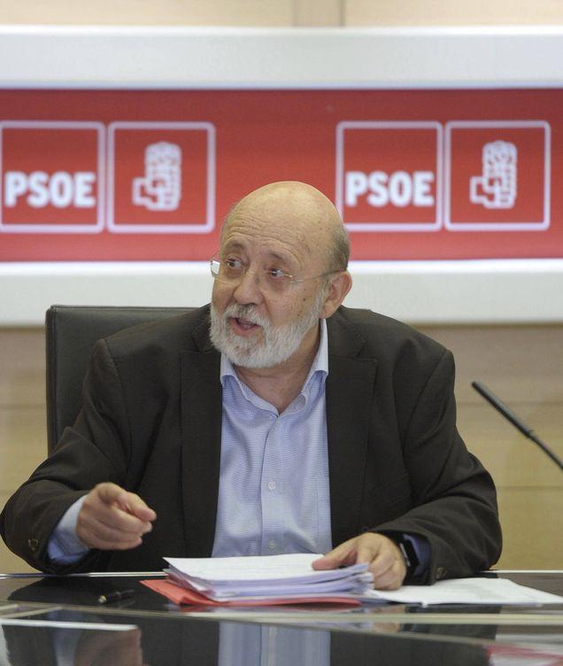 Foto: José Félix Tezanos. (Borja Puig | PSOE)