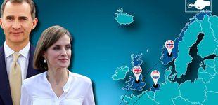 Post de Una cita con Isabel II, un viaje a Japón y dos cenas: la agenda extranjera de Letizia